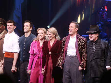 See Kelli O'Hara and Will Chase in Kiss Me, Kate
