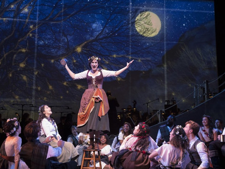 City Center Brigadoon Cast Recording, Starring Kelli O'Hara and Patrick Wilson, Sets Release Dat