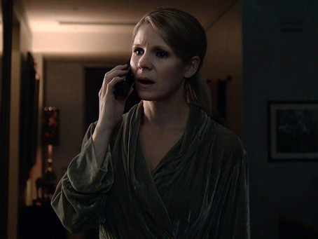 New York Times mentions The Accidental Wolf, Arian Moayed's thriller starring Kelli O'Hara