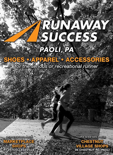 Runaway Success ad