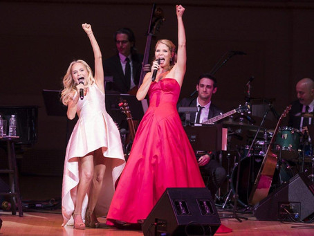 Broadway star Kelli O'Hara shares Carnegie Hall solo debut with Barbara Cook, Kristin Chenoweth and,