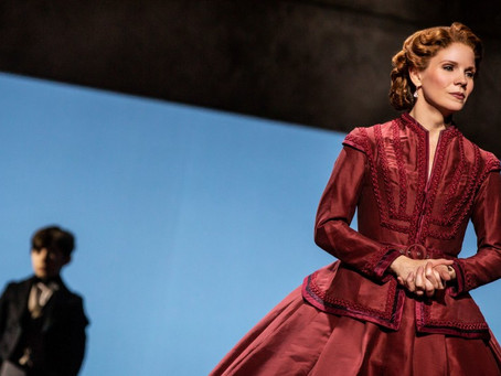 First Look at Kelli O'Hara and Ken Watanabe in London The King and I