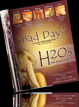 H20 Salon mag