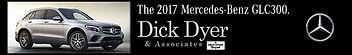 Dick Dyer Merecedes-Benz banner ad
