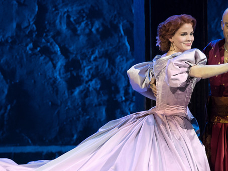 Kelli O'Hara & Ken Watanabe to Reprise King and I Performances in London