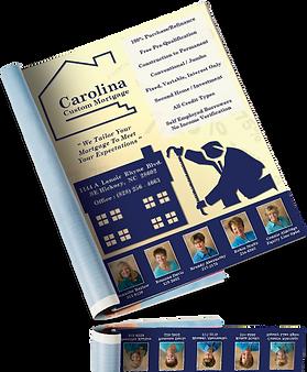 Carolina Custom Morgage mag
