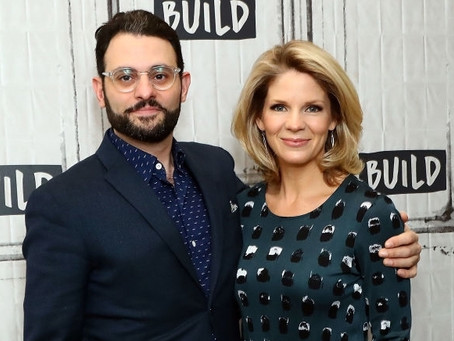 Kelli O'Hara and Arian Moayed Receive Webby Nominations for The Accidental Wolf