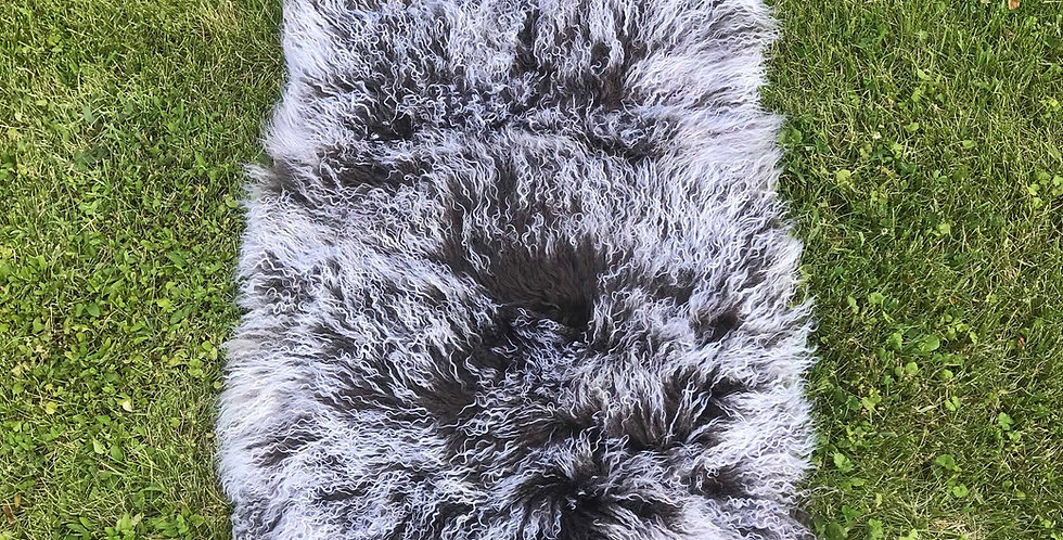 Starry Night Tibetan Lamb Throw/Rug $99