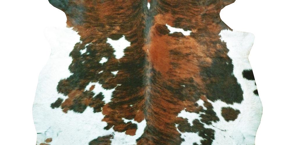 Tri Color Exotic Cowhide 7'x8' $199