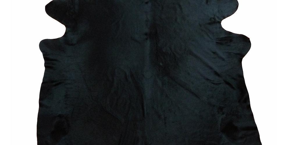 Black Dyed Cowhide