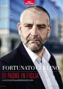 Vanity Fair - Fortunato Cerlino