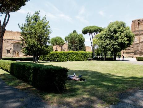 Roma e il verde