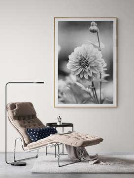 Stylish sitting - by Melina
