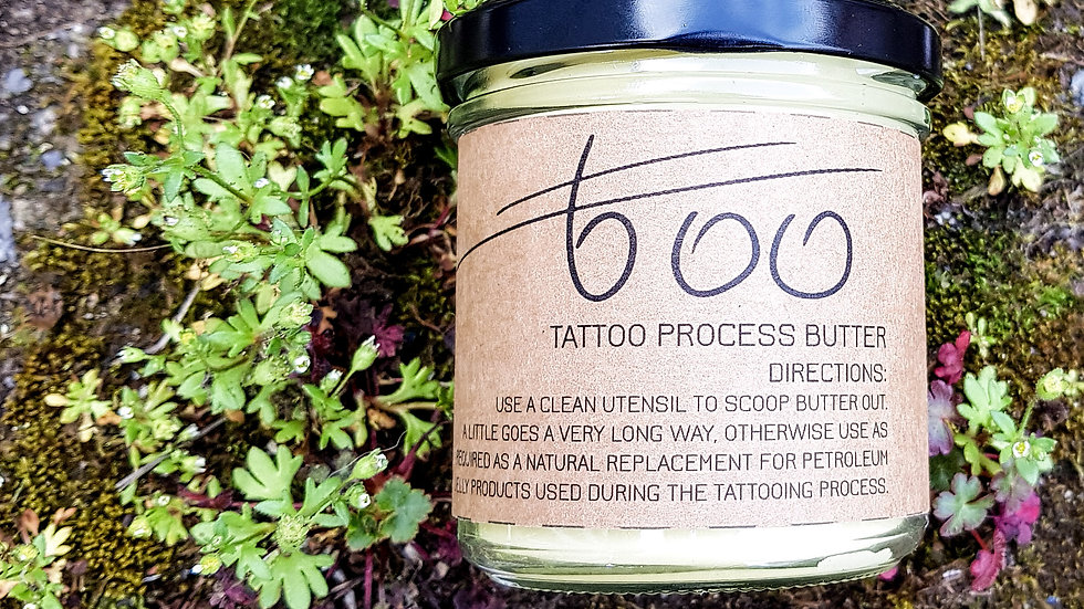 130ml tattoo process butter