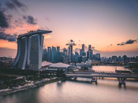 Singapore under the Stars