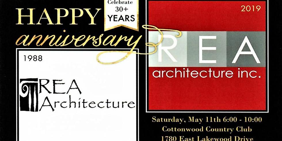 REA Architecture's 30th Anniversary Party!