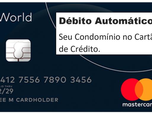 Taxa de Condomínio no Débito Automático? Sim!!