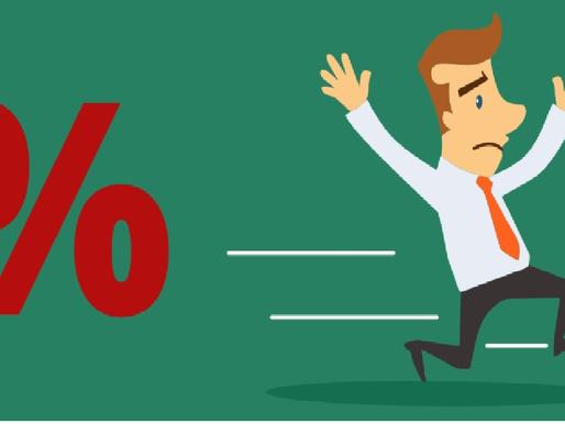 Os juros poderão ser aumentados? É possível usar a taxa SELIC?