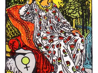 The Empress: Earth Mama