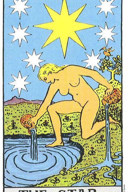Tarot Reading (45 Min.)
