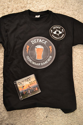 CD + T-Shirt Bundle