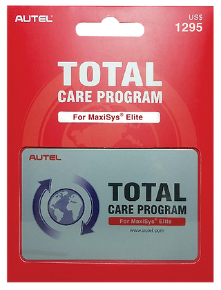 Total Care (TCP) - 1-Year Warranty & Software Update Extension for MSElite