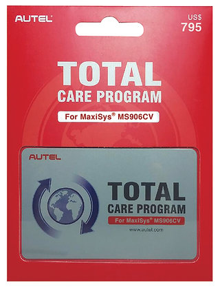 Total Care (TCP) - 1-Year Warranty & Software Update Extension for MS906CV