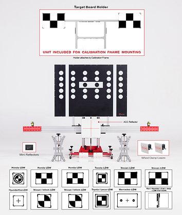Lane Departure Warning Calibration Package