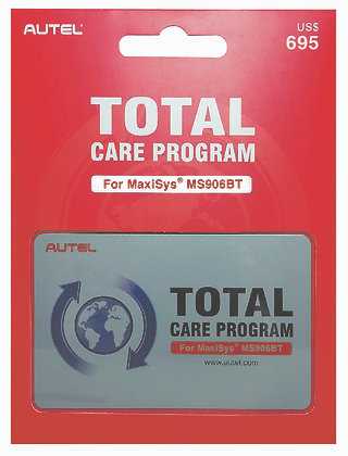 Total Care (TCP) - 1-Year Warranty & Software Update Extension from MS906BT