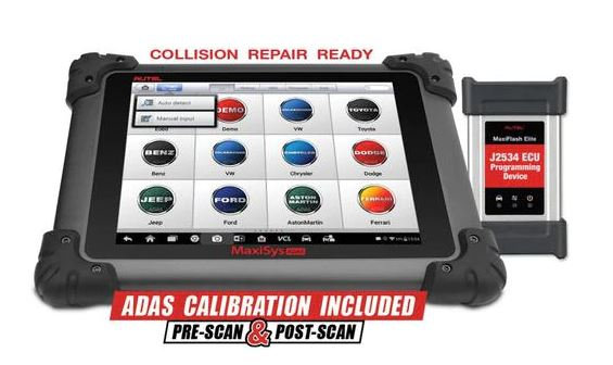 MaxiSYS ADAS  Tablet