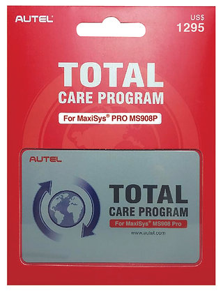 Total Care (TCP) - 1-Year Warranty & Software Update Extension for MS908