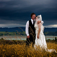Couple at Ohope Golf Course