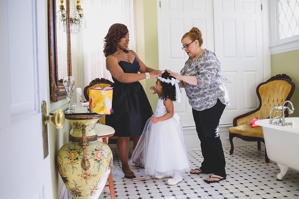 Historic McFarland House Wedding Martinsburg West Virginia