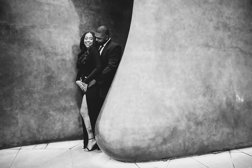 National Gallery Of Art Engagement Photos