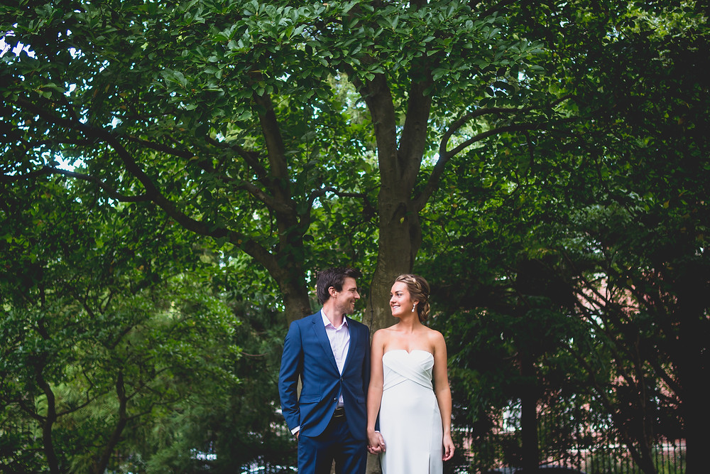 Dumbarton House Wedding Washington DC Georgetown