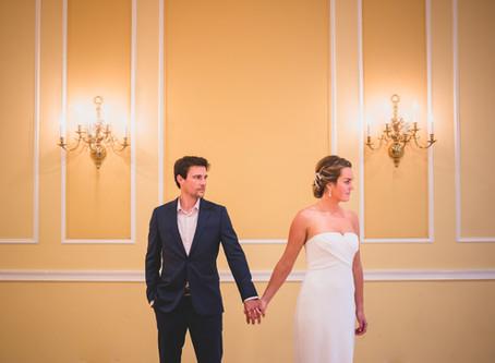 Charlotte + Alastair | Washington DC | Dumbarton House Wedding