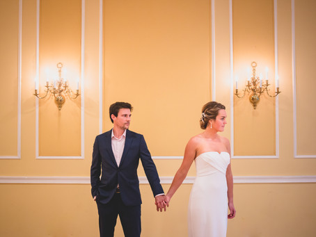 Charlotte + Alastair | Washington DC | Dumbarton House Wedding