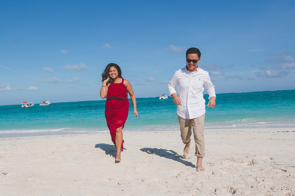 Turks & Caicos Engagement charliepwindsor Washington DC Wedding Photographers