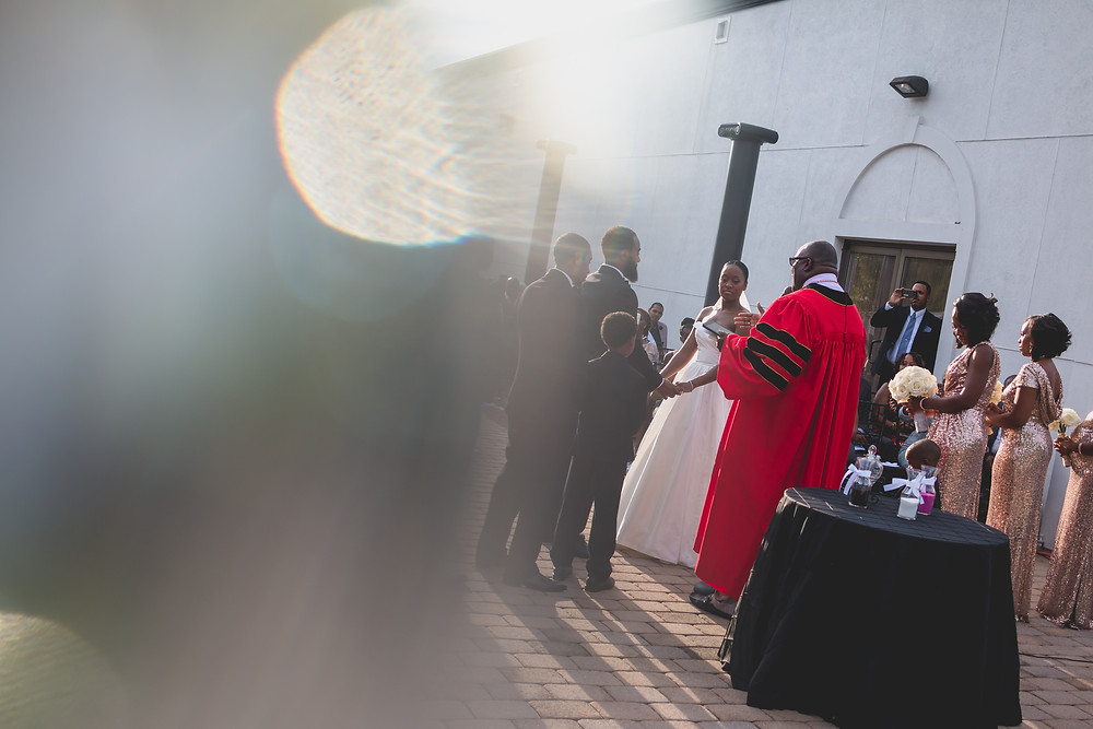 The Gramercy at Lakeside Manor Wedding