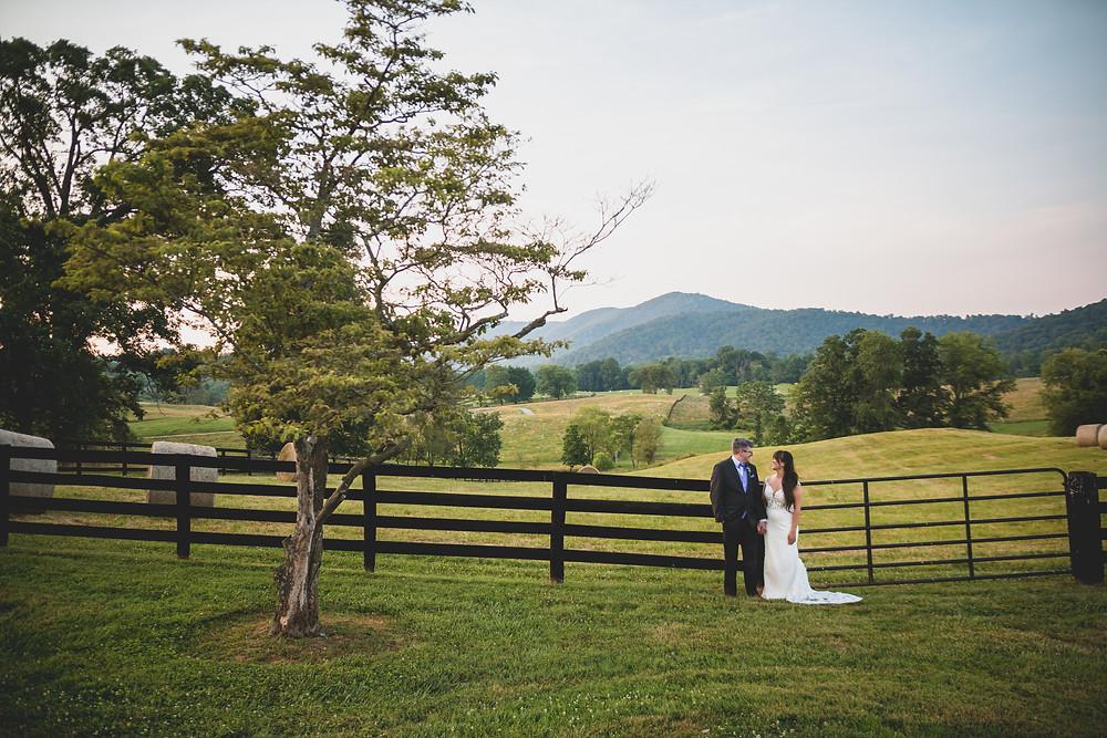 Marriott Ranch Bed and Breakfast Wedding