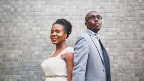Jade + Gio | Washington DC | Private Civil Courtyard Wedding Ceremony