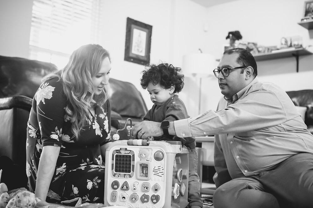 Family Photographer in Washington DC CharliePWindsor