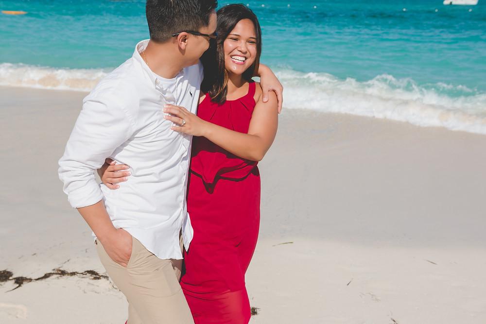 Turks & Caicos Engagement charliepwindsor