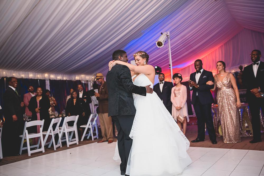 Washington DC Wedding Photographers Oxon Hill Manor Wedding