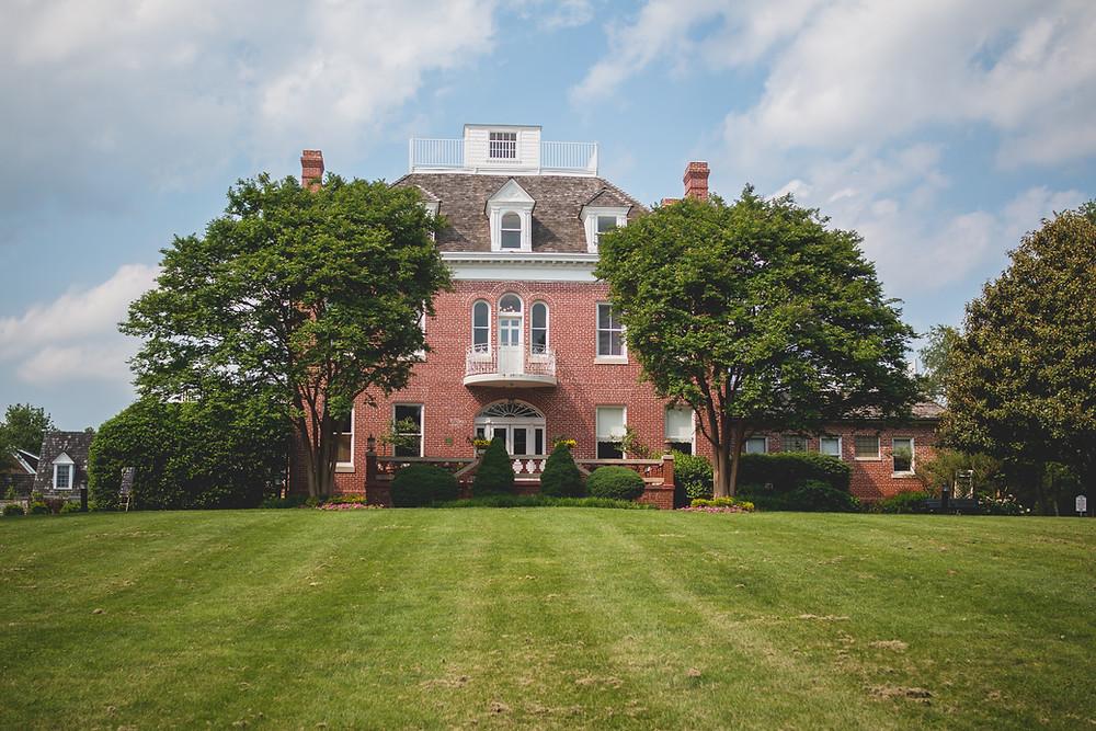 kentlands mansion wedding