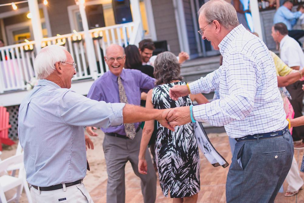 Childrens Beach House Wedding Lewes Delaware