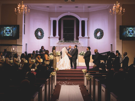 Tori + Mike | Alexandria VA | The Carlyle Club Wedding
