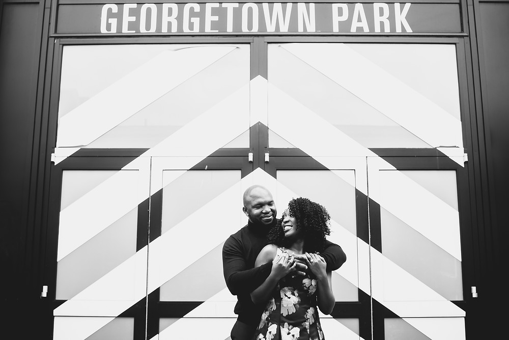 Engagement Session in Georgetown DC