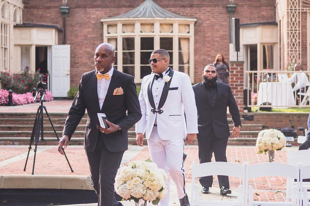 charliepwindsor Newton White Mansion Wedding