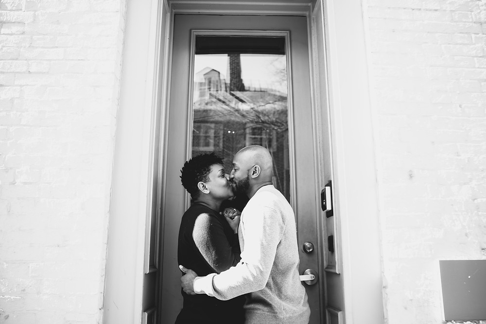 charliepwindsor Old Town Alexandria Engagement